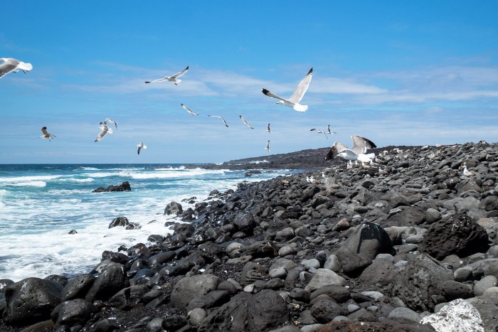 El Gulfo, Lanzarote, Canary Islands
