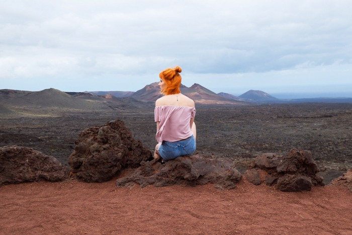 Timanfaya National Park, Lanzarote, Canary Islands