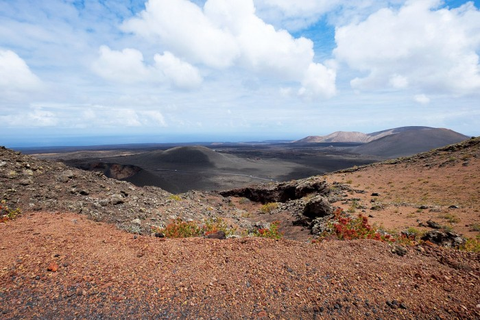 Timanfaya National Park in Lanzarote, Canary Islands - My Top 5 Places to Travel in 2017 [photography by Mondomulia]