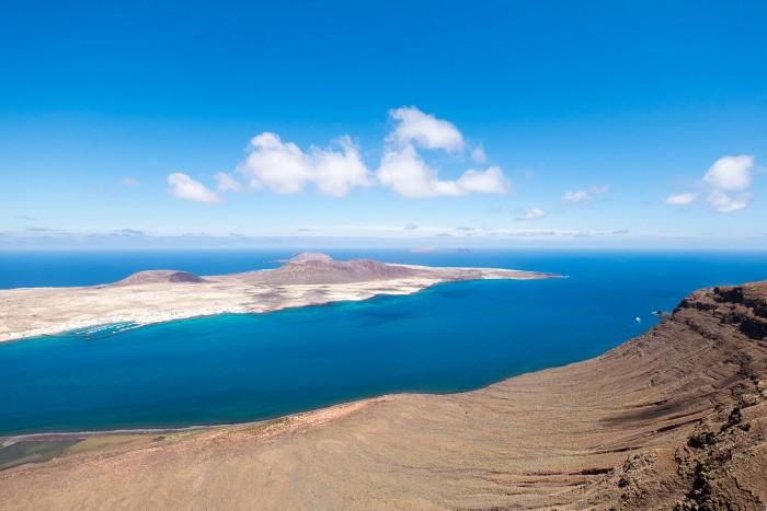 Mirador del Rio in Lanzarote, Canary Islands