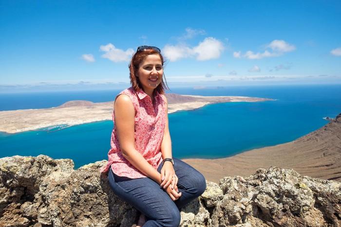 Mirador del Rio - Lanzarote, Canary Islands