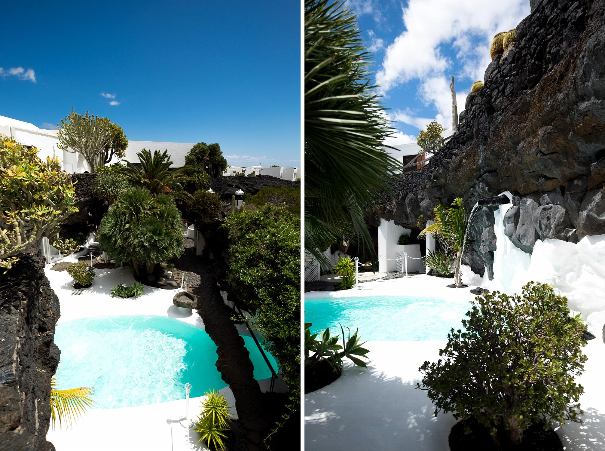 Cesar Manrique Foundation in Lanzarote