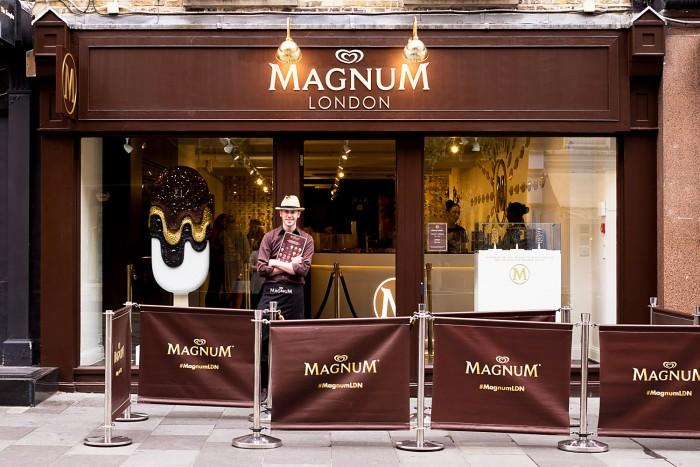Magnum Pleasure Store, South Molton Street, London