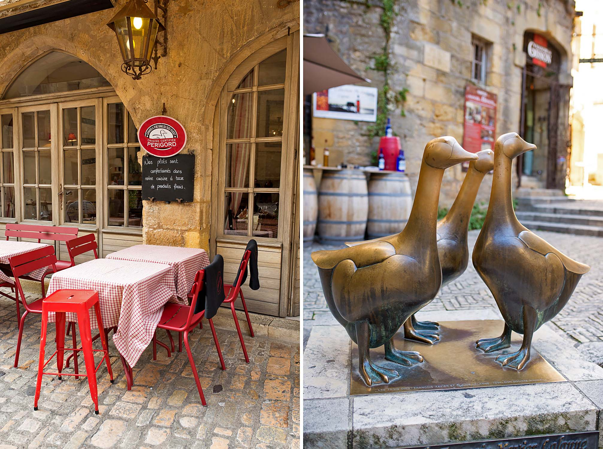 Sarlat-la-Caneda-Dordogne