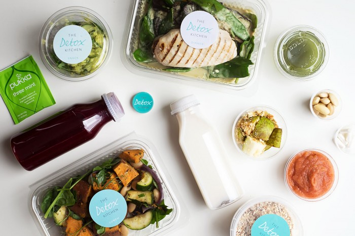The Detox Kitchen 5 day Protein package review [photography by Mondomulia]