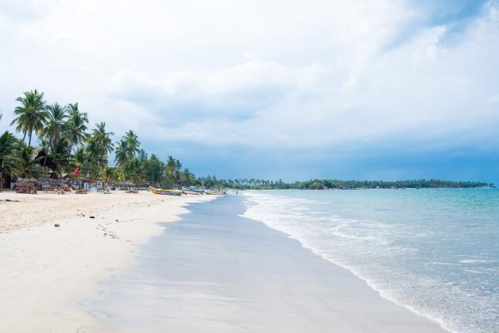 Uppuveli Beach, Sri Lanka