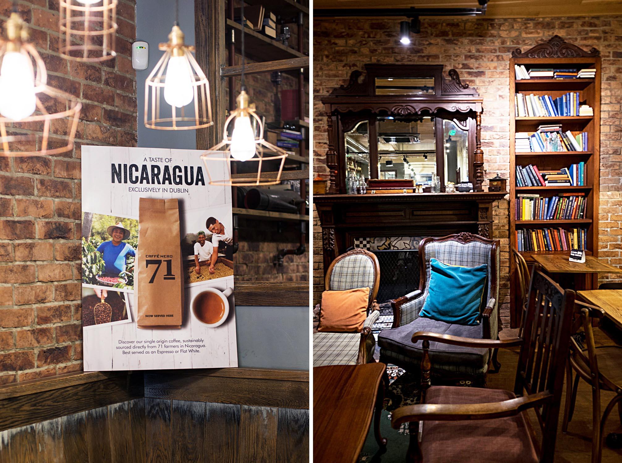 Caffè Nero King Street, Dublin