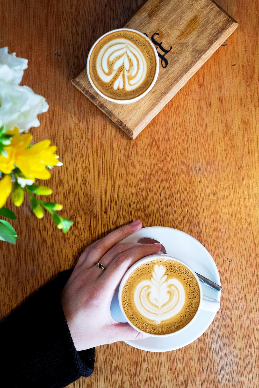 3fe coffee shop in Dublin