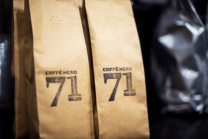 Caffe Nero Single Origin '71' from Nicaragua - Nero origins Project - World of Coffee Dublin