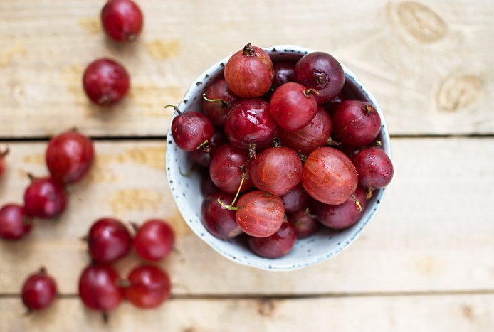 how to make red gooseberry jam