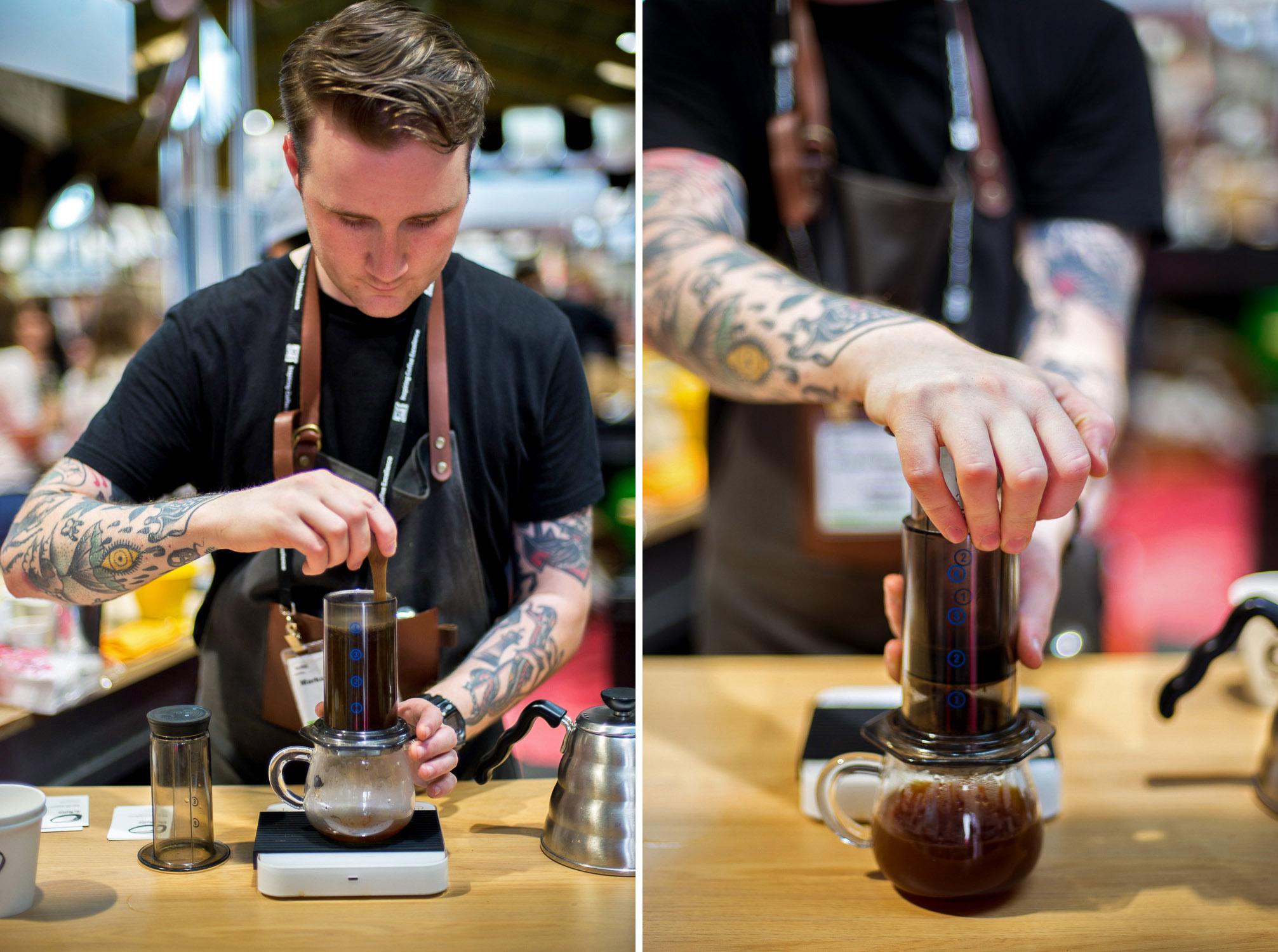 World-of-Coffee-2016-7-Da-Matteo-Coffee
