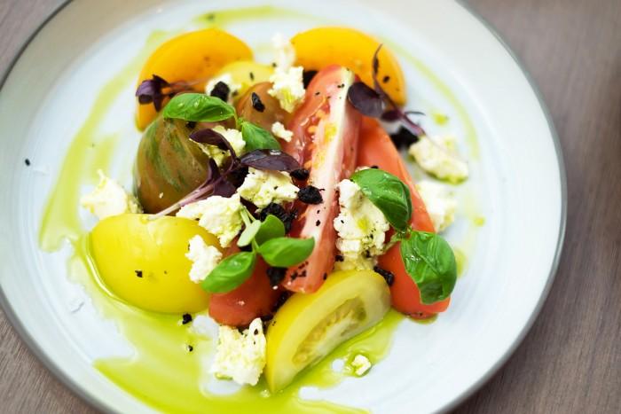 Sunday Lunch at Darwin Brasserie, Sky Garden