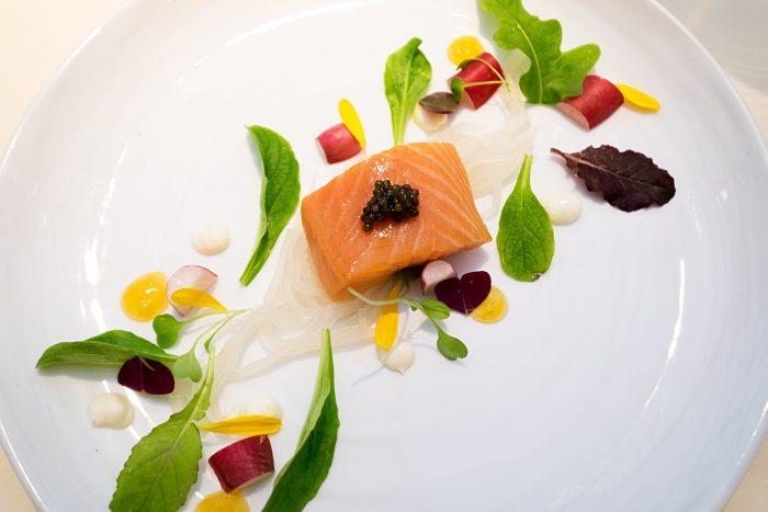 Recipes from le manoir aux quat saisons
