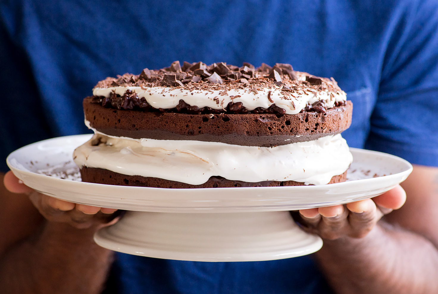 Chocolate Celebration Cake From Jamie Oliver Comfort Food
