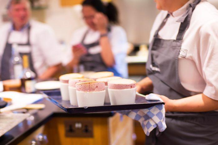 Raymond Blanc Cookery School - Belmond Le Manoir Aux Quat Saisons hotel, Oxfordshire