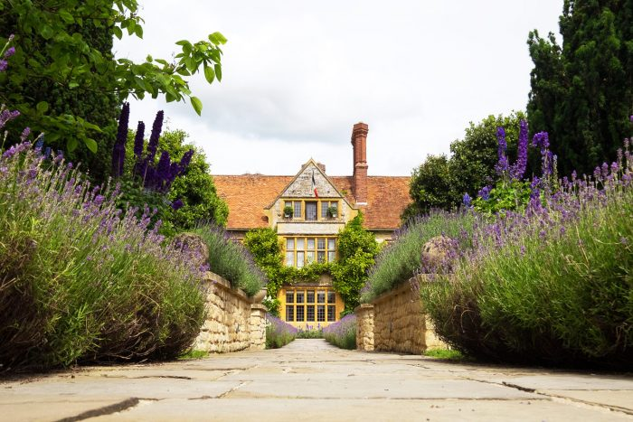 Le Manoir Aux Quat Saisons Luxury Hotel in the Cotswolds, England