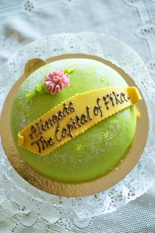 Princess Cake: Fika tour in Alingsas, West Sweden
