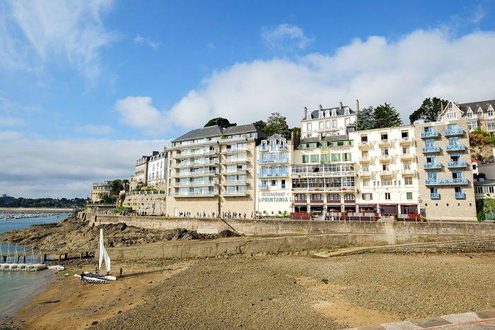 Dinard - Brittany, France