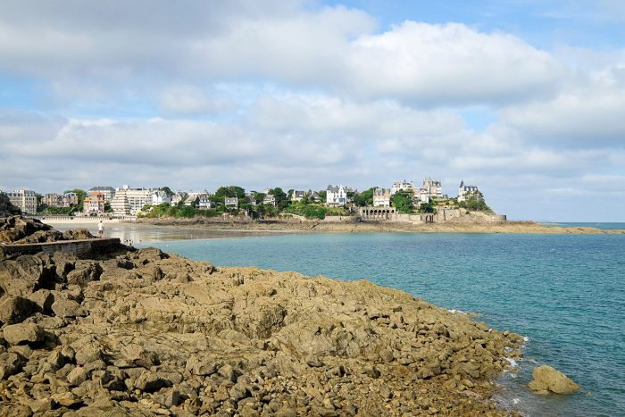 Dinard and Saint-Malo, the charming towns of the Emerald Coast of Brittany