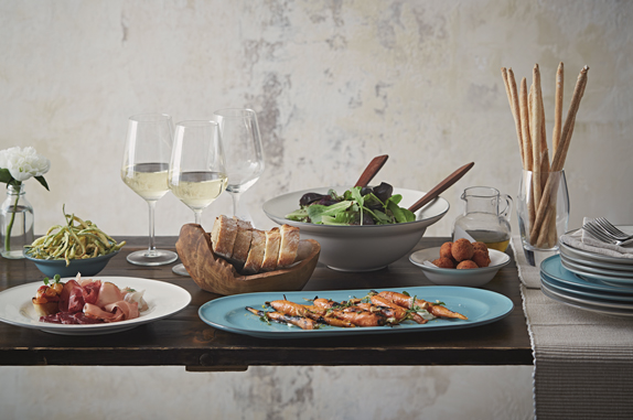 Gordon Ramsay's Union Street Cafe Tableware range by Royal Doulton