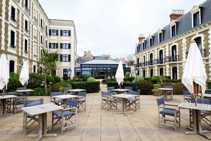 Le Grand Hotel Barriere, Dinard - Brittany, France