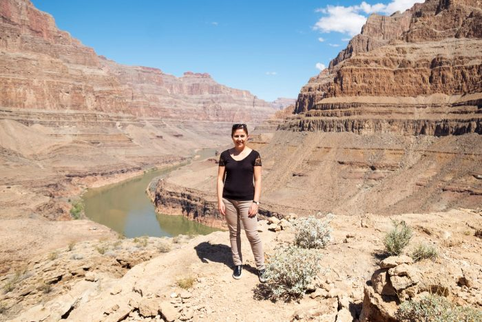 Las Vegas to Grand Canyon with Sundance Helicopters