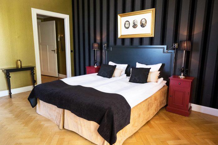 Bjertorp Slott Hotel in West Sweden