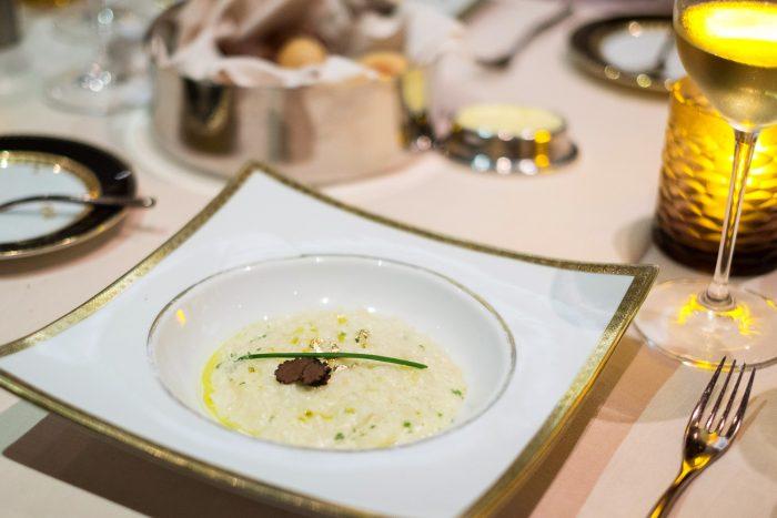Champagne, Premium restaurant on Silver Spirit Luxury Cruise with Silversea