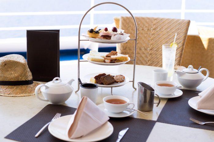 La Terrazza restaurant on Silver Spirit Luxury Cruise with Silversea