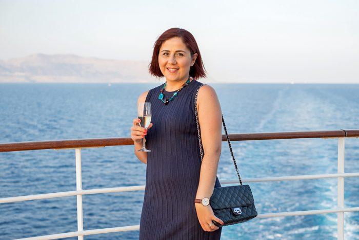 La Terrazza restaurant, Silver Spirit Luxury Cruise with Silversea