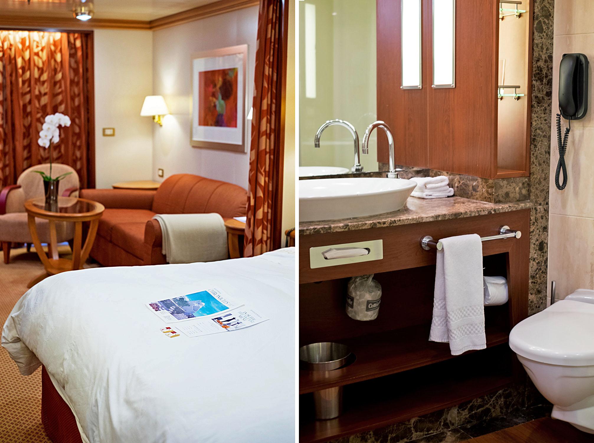Veranda Suite: Silver Spirit Luxury Cruise with Silversea