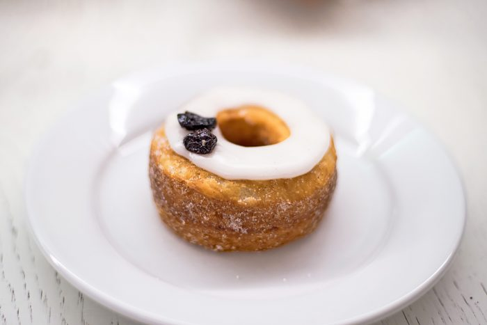 Cronuts at Dominique Ansel Bakery in Belgravia, London