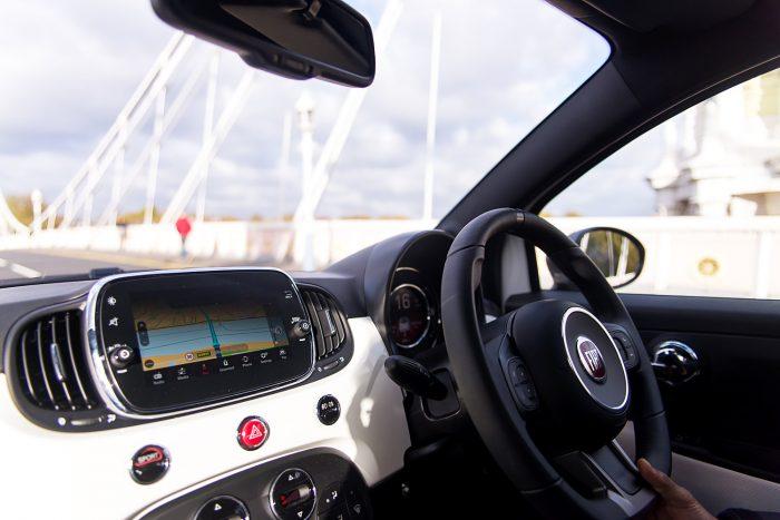Fiat 500 S Convertible TwinAir city car