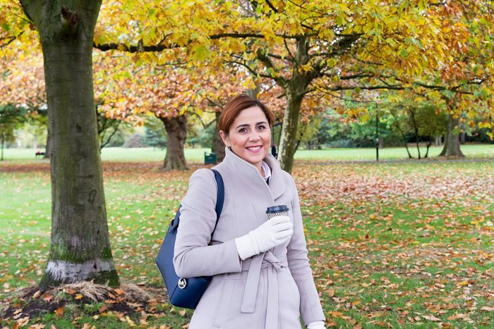 Wandsworth Common in autumn