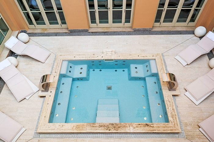 SPA My Blend by Clarins - Luxury Stay at Gran Melia Rome Villa Agrippina