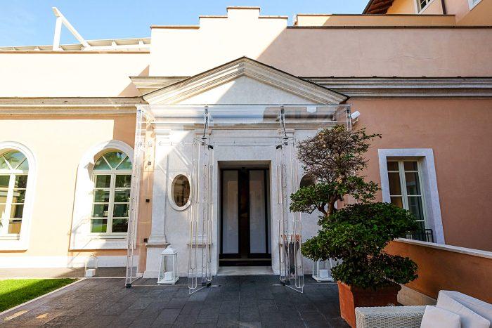 Luxury Stay at Gran Melia Rome Villa Agrippina