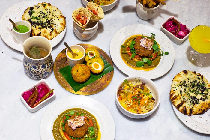 Talli Joe - Indian food and drinks in Covent Garden, London