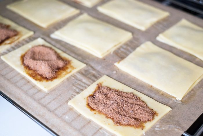 Homemade Brown Sugar Cinnamon Pop Tarts Recipe