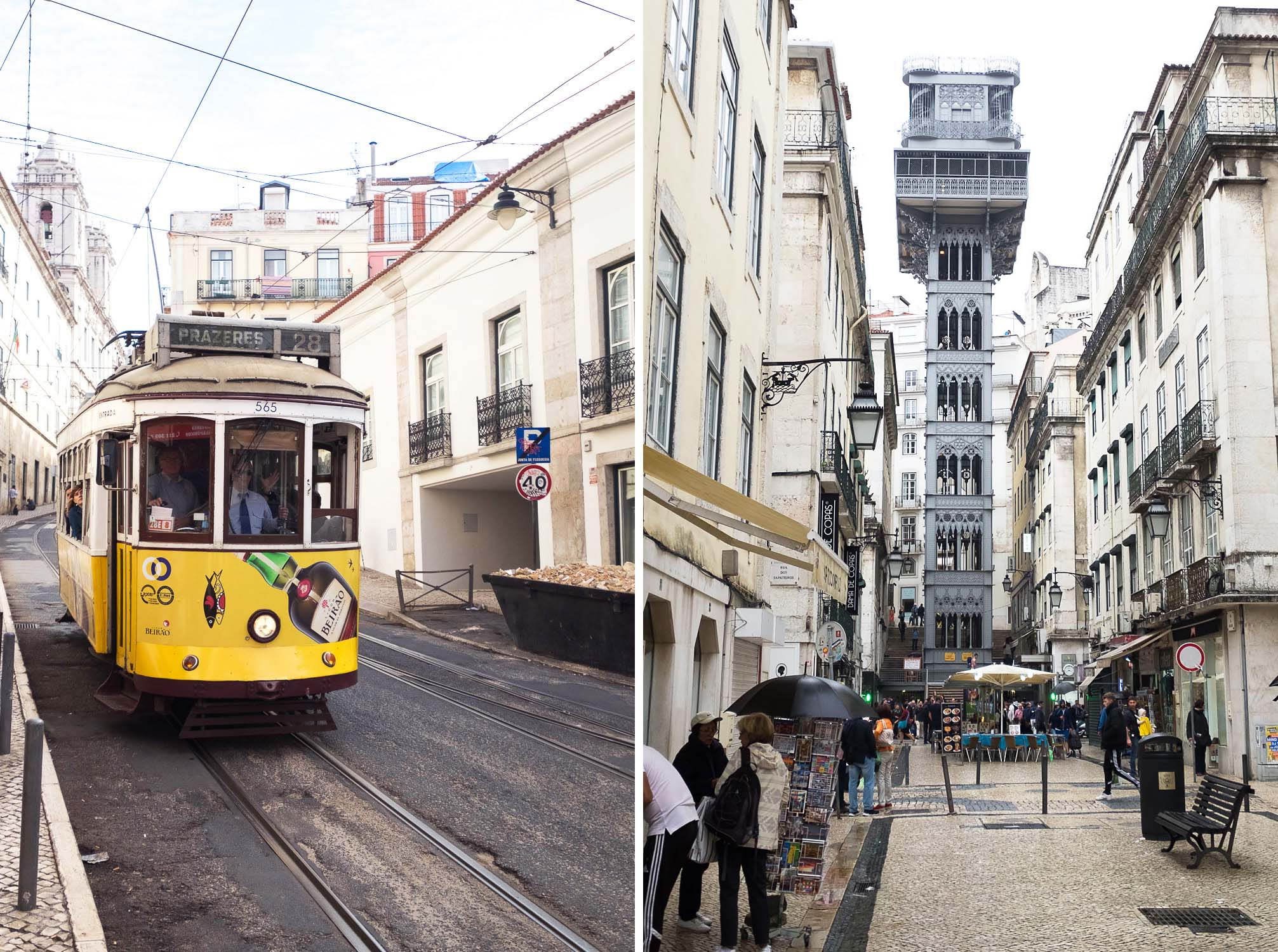 Highlights of a Weekend in Lisbon, Portugal