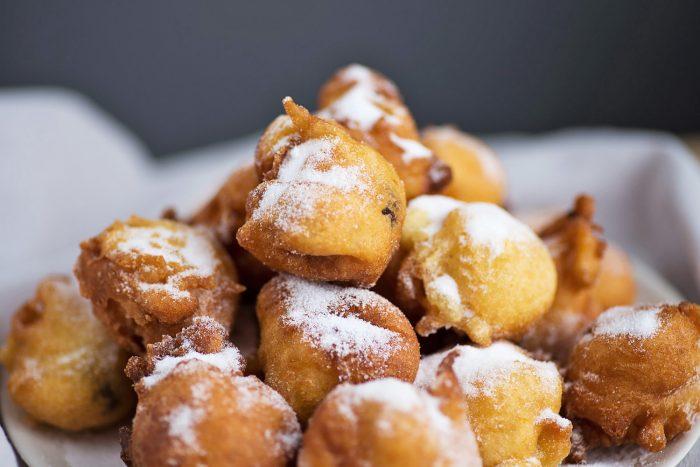 Frittole Triestine - Italian Carnival Doughnuts