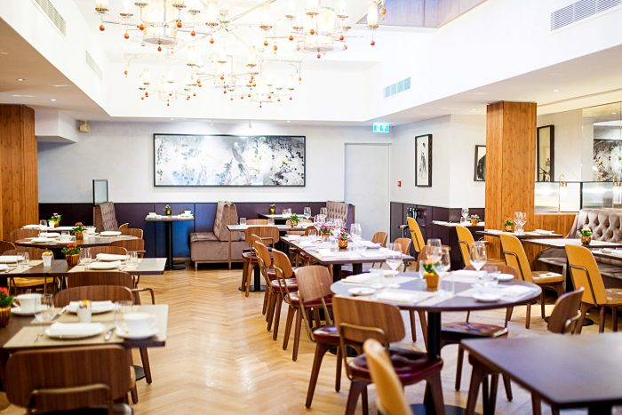 Fine Dining in Mayfair, London - Galvin at The Athenaeum