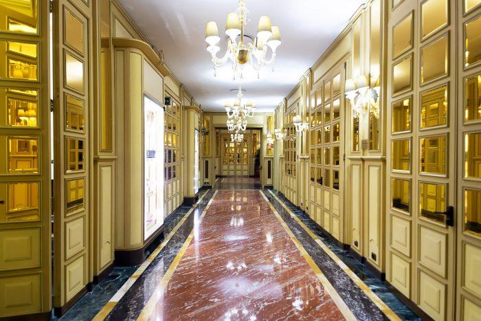 Five Star Hotel Principe di Savoia, Dorchester Collection, Milan