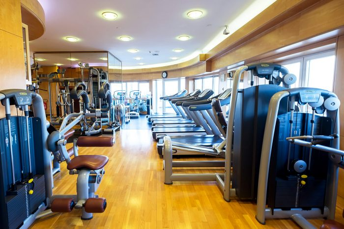 Club 10 Penthouse Fitness Centre and Beauty Spa - Five Star Hotel Principe di Savoia, Dorchester Collection, Milan
