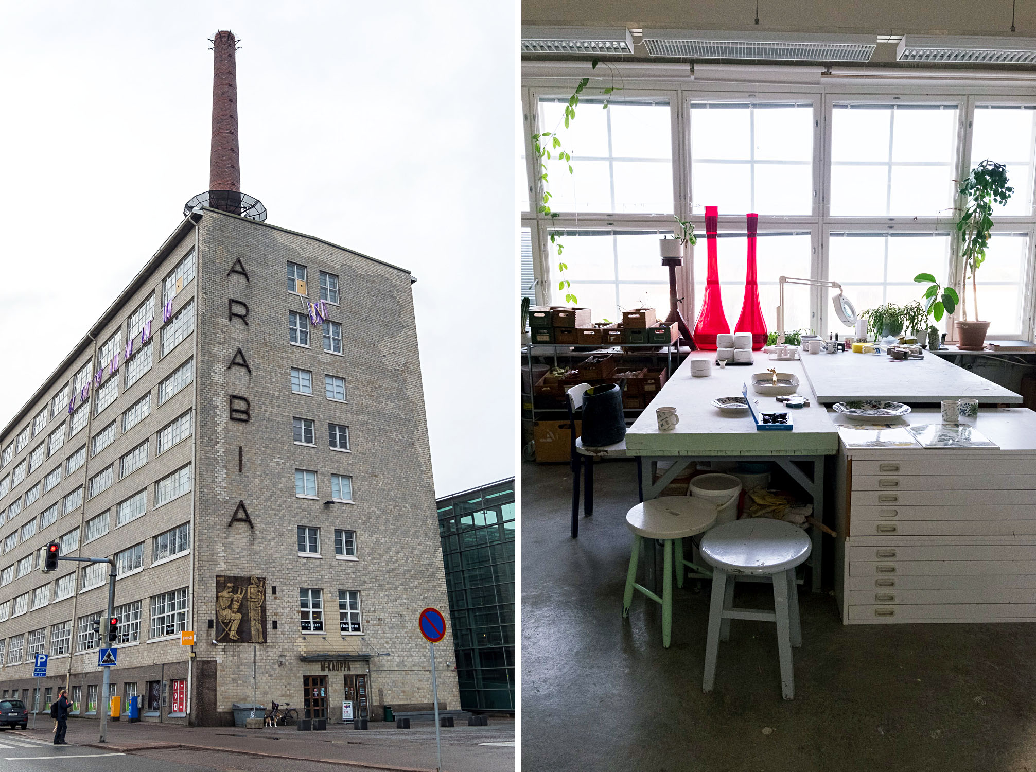 Arabia and Iittala Centre - Helsinki: A Two-Day City Guide to The Finnish Capital