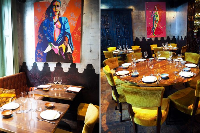 Latin American Weekend Brunch with Bottomless Pisco Sour Drinks at COYA Mayfair in London