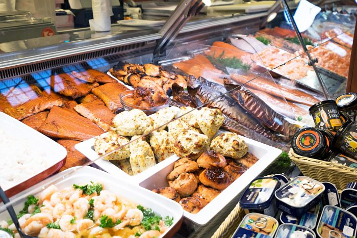 The Old Market Hall / Where to Eat in Helsinki: A Two-Day City Guide to The Finnish Capital