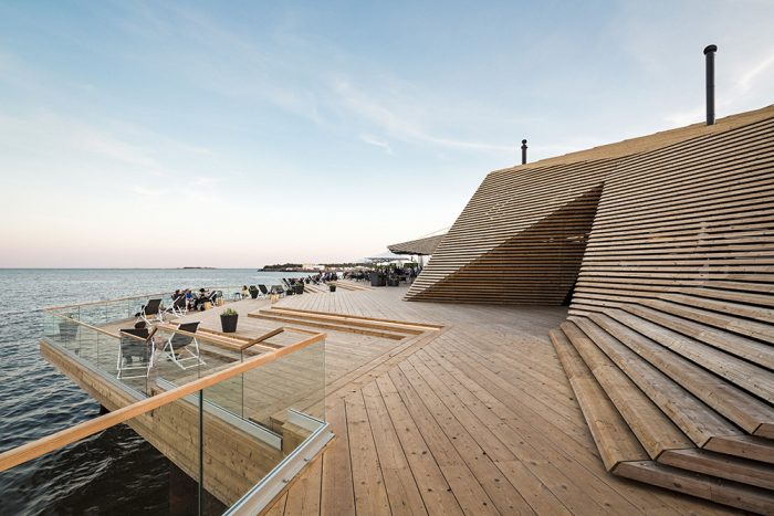 Löyly Sauna - Helsinki: A Two-Day City Guide to The Finnish Capital