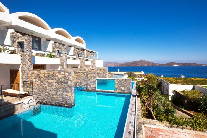 Escape To Crete For A Luxury Summer Holiday At Elounda Peninsula All Suite Hotel