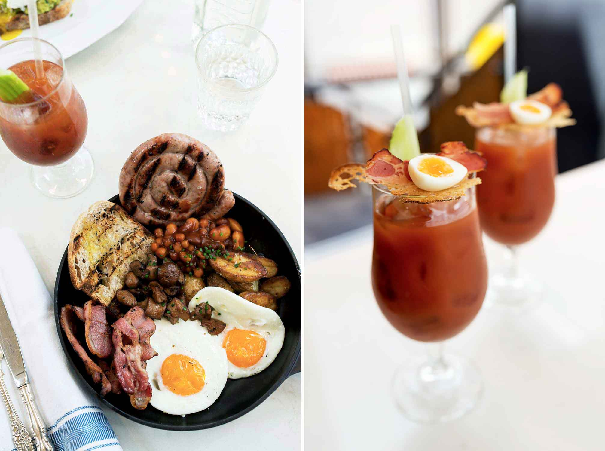 Saturday Brunch at Jason Atherton's Temple and Sons in London