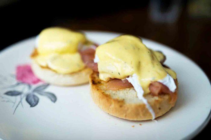 Pimm's Sunday Brunch at Eggbreak in Notting Hill